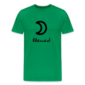 lleuad - cryst - Men's Premium T-Shirt