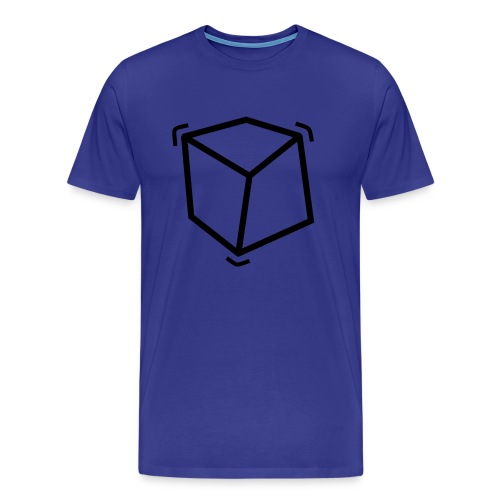 Cube'shirt - T-shirt Premium Homme