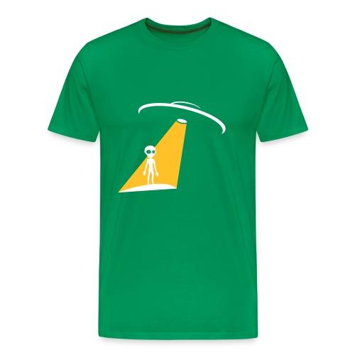 abduc1 - Maglietta Premium da uomo