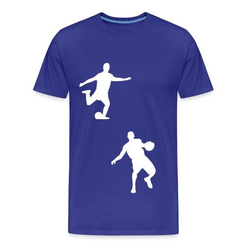 Wałbrzyszanie - Koszulka męska Premium