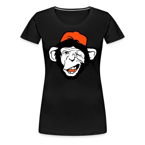 Chimp Women - Frauen Premium T-Shirt