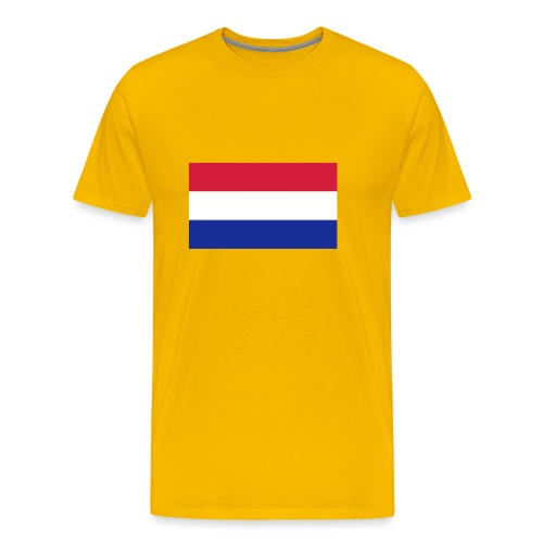 oranjeshirt holland - Mannen Premium T-shirt