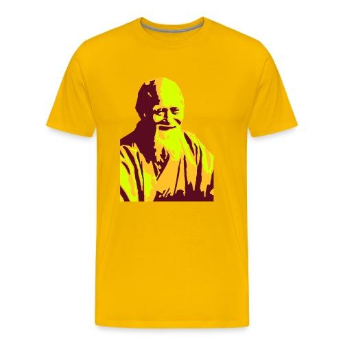 Founder Yellow - Men's Premium T-Shirt