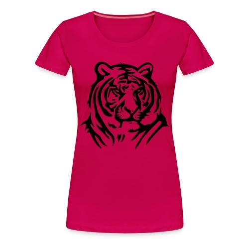 Womens Tiger Tee - Women's Premium T-Shirt