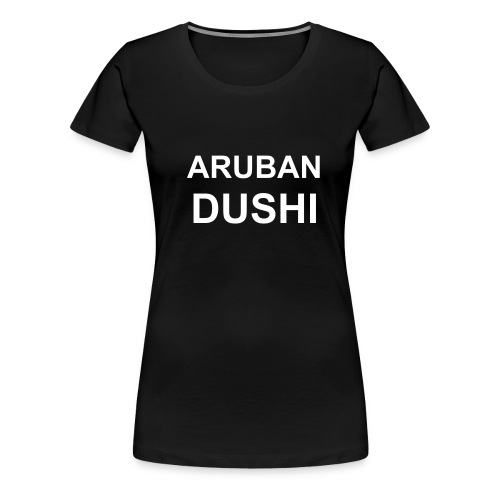 Aruba All Star - Vrouwen Premium T-shirt