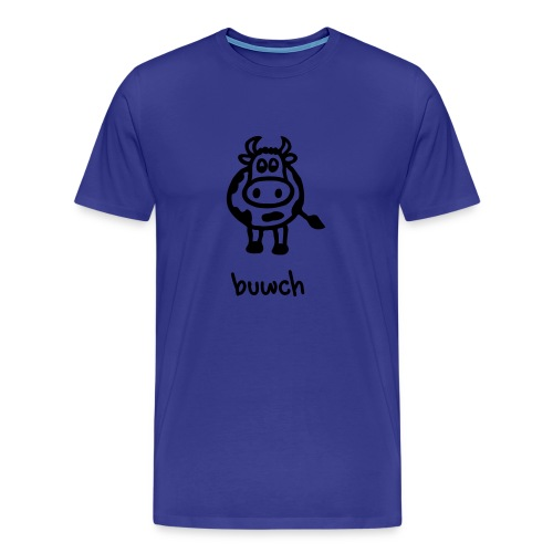 buwch - cryst - Men's Premium T-Shirt