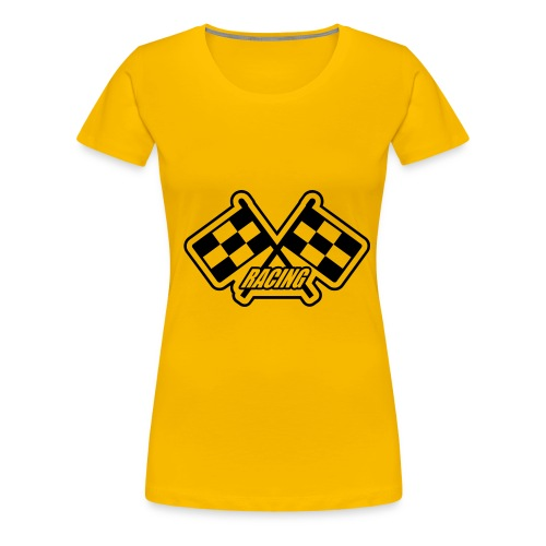 three-piece suit  - Women's Premium T-Shirt