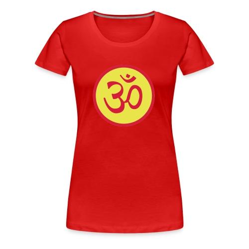OM - Girlieshirt klassich - Frauen Premium T-Shirt