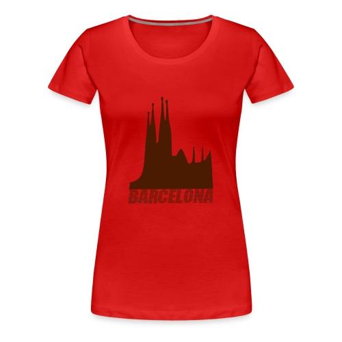 sagrada - Camiseta premium mujer