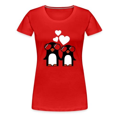 Pigvinlove - Premium T-skjorte for kvinner