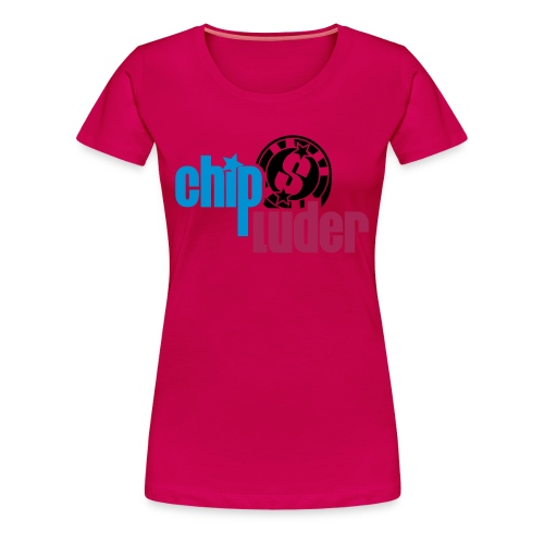Poker  Deluxe - Frauen Premium T-Shirt