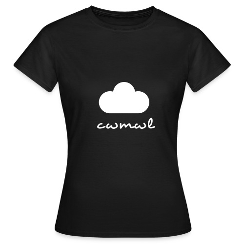 cwmwl - cryst - Women's T-Shirt