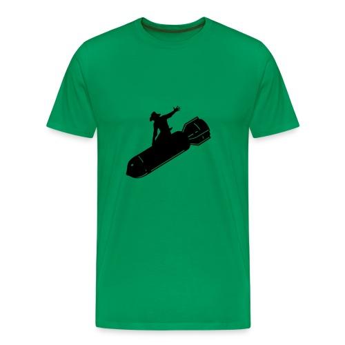 Bomb Ride - Men's Premium T-Shirt