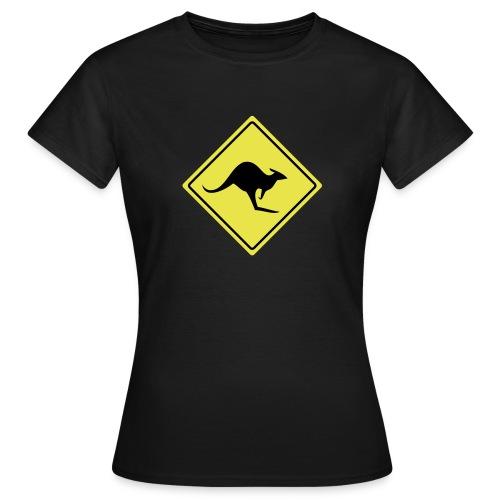 Klassisk T-skjorte til dame - T-skjorte for kvinner