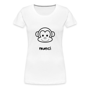 mwnci - cryst - Women's Premium T-Shirt