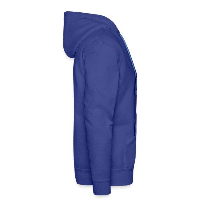 Kapuzenpullover für Männer. No-Flash