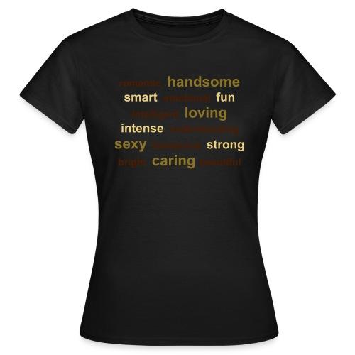Perfect Woman - T-shirt Femme