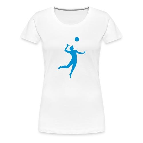 Maillot volley femme Italie / Italia - T-shirt Premium Femme
