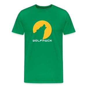wolfpack - Männer Premium T-Shirt