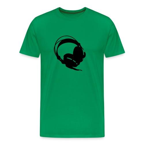 DJ 2 - Premium-T-shirt herr