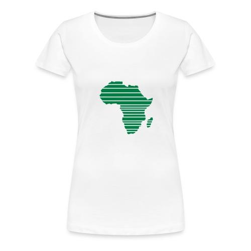 World Cup - Vrouwen Premium T-shirt