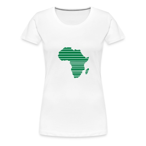 World Cup - Vrouwen Premium T-shirt