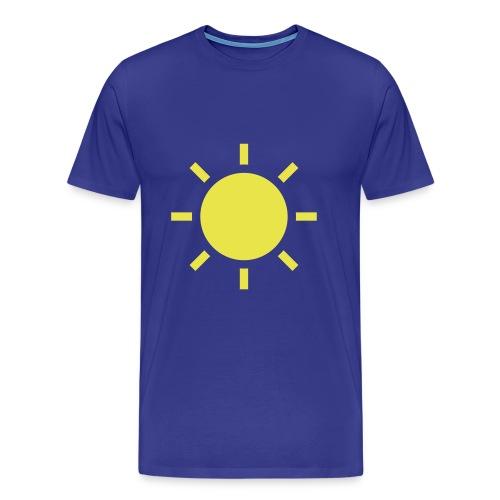 Sun Tee - Premium T-skjorte for menn