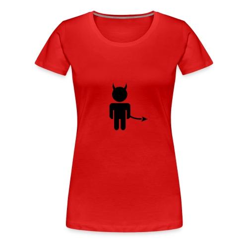 T-skirt - Premium-T-shirt dam
