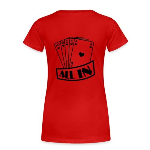MILCHBAR - Frauen Premium T-Shirt