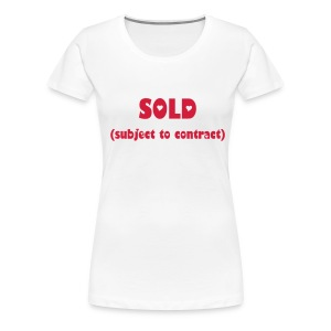 TO LET - Women's Premium T-Shirt