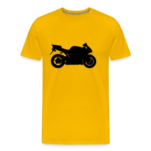R1 (Black) - Men's Premium T-Shirt