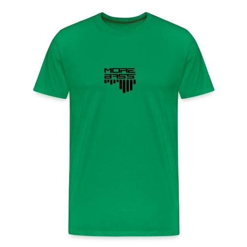 morebass  - Männer Premium T-Shirt