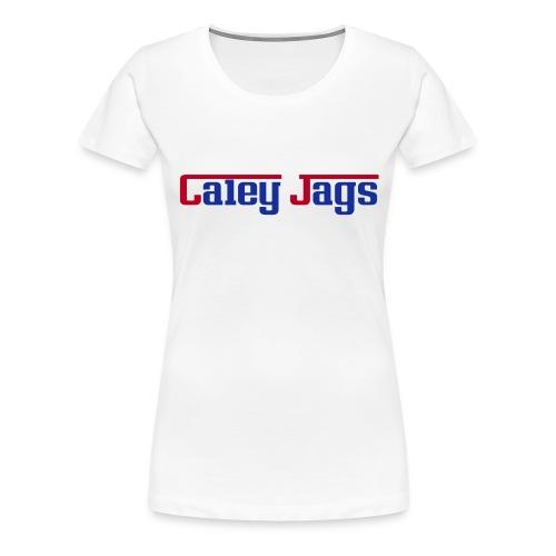 Caley Jags - Women's Premium T-Shirt