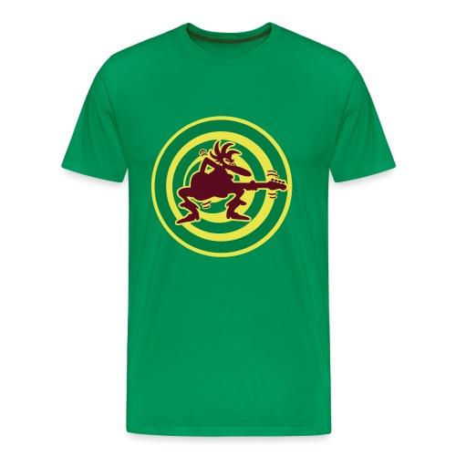 Bassman Vol. 4 - Männer Premium T-Shirt