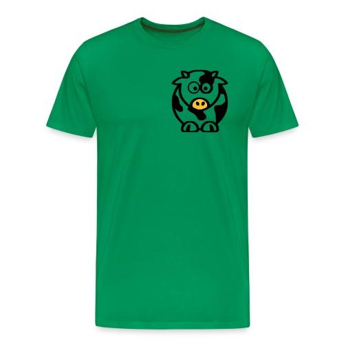 La vosgienne - kaki - T-shirt Premium Homme