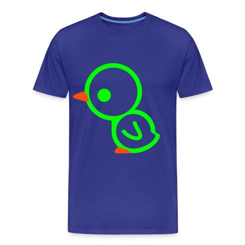Kuikentje - Mannen Premium T-shirt