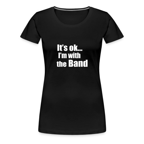 Product Example 6 - Women's Premium T-Shirt