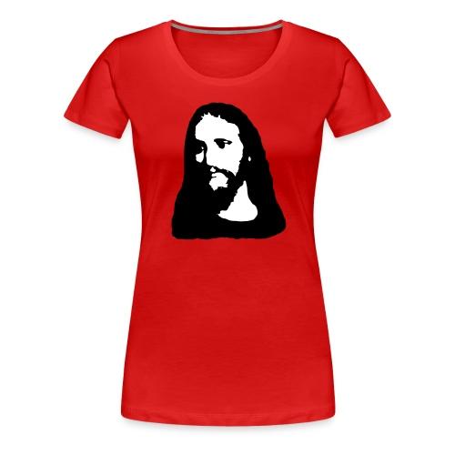 Chesus Girl - Frauen Premium T-Shirt