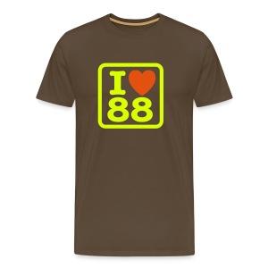 Mannen Premium T-shirt