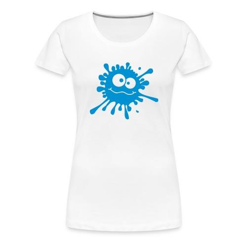 SMILE SMIRKK (AF) - T-shirt Premium Femme