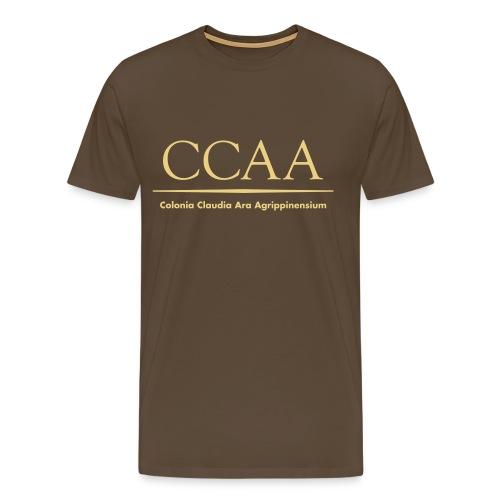 CCAA (Colonia Claudia Ara Agrippinensium) - Männer Premium T-Shirt
