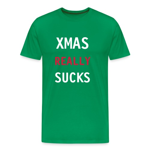 Xmas Sucks - Men's Premium T-Shirt