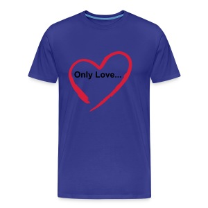 Only Love 002 - T-shirt Premium Homme