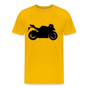 ZX-10 (black) - Men's Premium T-Shirt