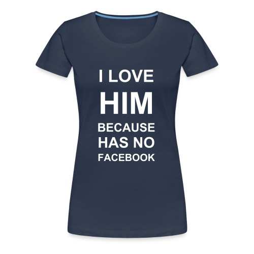 Addictive Facebook - Women's Premium T-Shirt