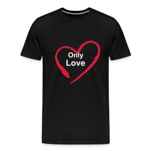 Only Love 006 - T-shirt Premium Homme