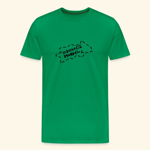 Montagsmodell (Angebot) - Männer Premium T-Shirt