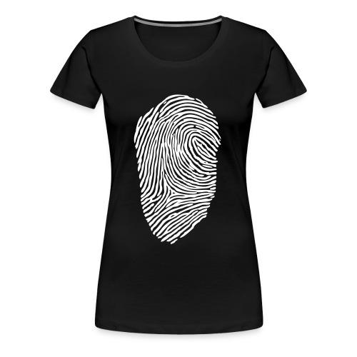 Fingerprint - Girlie - Frauen Premium T-Shirt