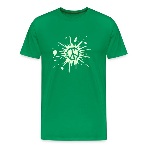 Bloody peace - T-shirt Premium Homme