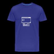T-Shirts ~ Men's Premium T-Shirt ~ Shell